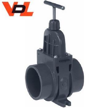 Schuifkraan 110 mm PN 1 VDL