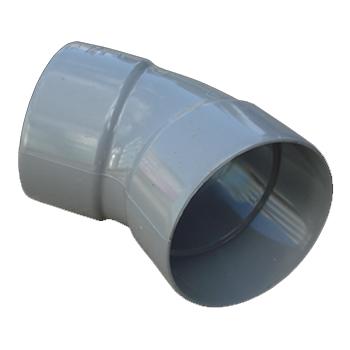 Knie 45º 110 mm dunwandig