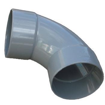 Knie 90º 110 mm dunwandig