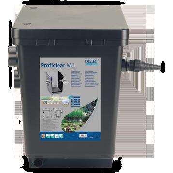 Proficlear M1 – Pompenkamer